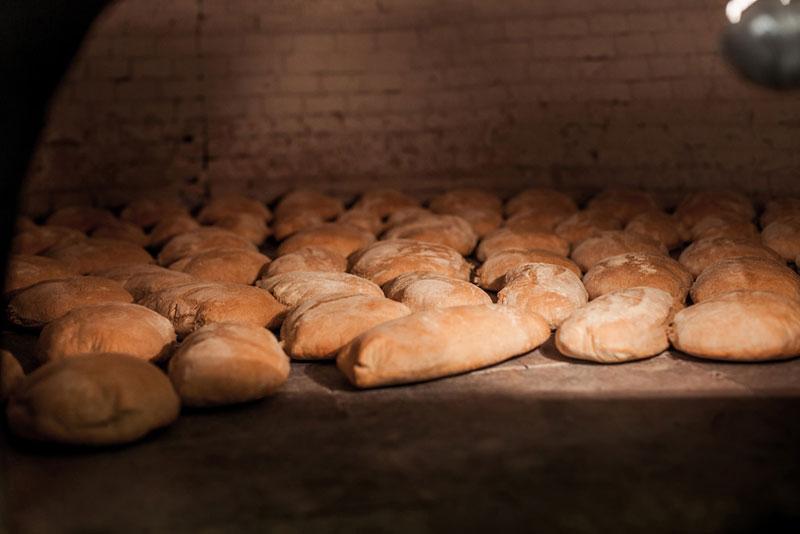pane di chiaserna - pane fresco